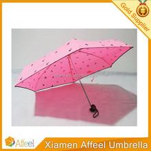 scheletro umano design 3 matita ombrello pieghevole