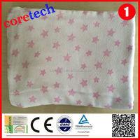Customized popular organic swaddle blanket factory