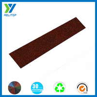 Stone Coated Metal Roof Tiles Accessory Flat Sheet