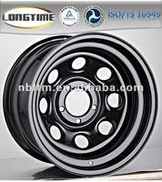16 inch Steel wheels for SUV, 4X4