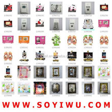 InStock Clearance & FreeSamples & PANEL MOULDING PICTURES from Yiwu Market for Photo Frames