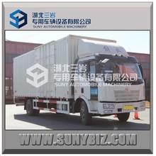 cargo van truck, food box van truck,refrigerator cooling van for sale