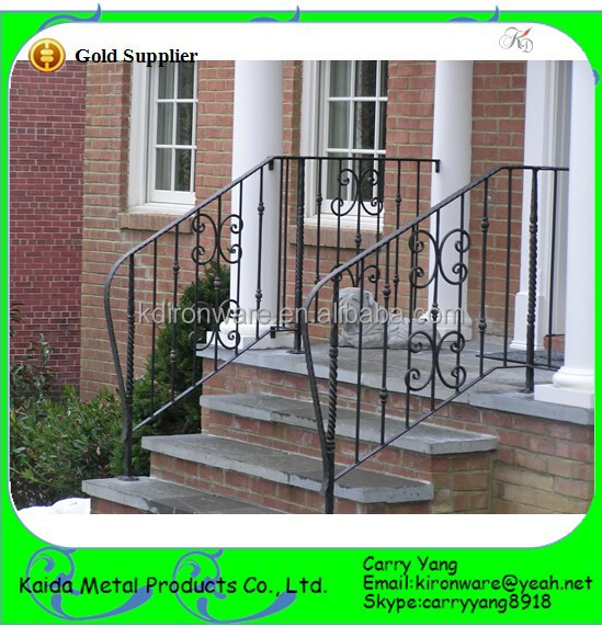 Hand Railings For Stairs Outside