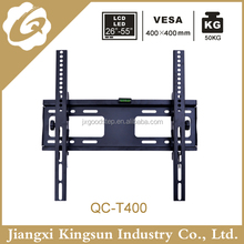 Wholesale price Tilting up and down tv wall mount up to 55inch