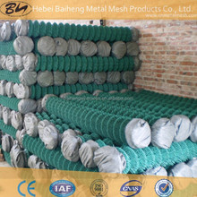 PVC coated chain link fence playground fence