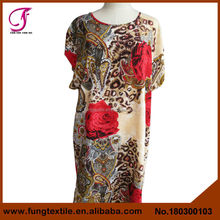 180300103 Medium stil baumwolle Verschiebung kaftan marokkanischen kostüm
