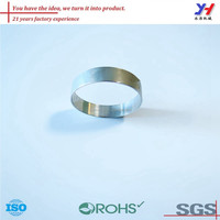 OEM ODM customized sterling silver ring blanks/ring silver