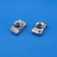 20s 30s 40s 45s Aluminum Profile Fastener Accessory T Nut Hammer Head Nuts with Bolts Industrail
