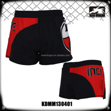Excellent Blank MMA Shorts Polyester Fabric Fight Gear
