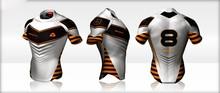 custom designer high quality sublimation soccer shirt
