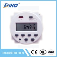 diho manufacture timer switch good quality street lighting control switch