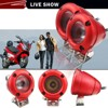 Y&T lighting factory red headlight high quality motorbike lamp, red led light on promotion