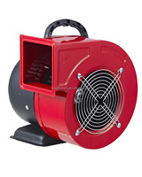 330W Electric Industrial Centrifugal Hot Air Blower / Air Blower For Inflatables / Portable Air Suction Blower Motor