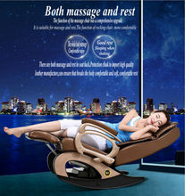 shiatsu massage chair F-668B Shake Shake Healthcare Massage Chair commercial massage chair
