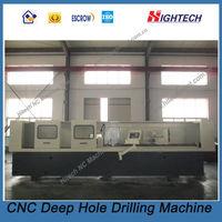china supplier ZK2103 high precision deep hole processing cnc horizontal deep hole drilling machine