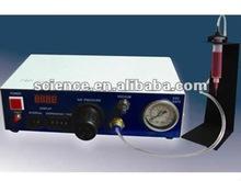 hot selling economy semi-automatic uv filling machine