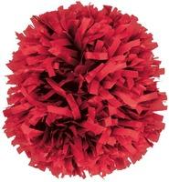 Plastic pom pom cheerleader (Sold Individually)