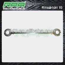 Aluminum front strut brace tower bar fit for car Mitsubishi V3