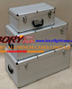 Wholesale OEM black aluminum tool boxes with dividers
