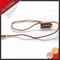 Wholesale Embossed Plastic Tag for Luggage Garment