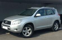 2007 Toyota RAV4 2.2 D-4D XT3 5dr V 4x4