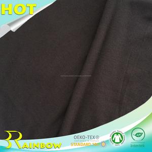 Novo Trecho Macio Malha Respirável Anti-Bactérias Eco Bambu de 95% 5% Spandex Jersey Tecido para Roupa Interior