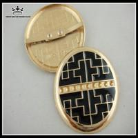 Wholesale fashion metal shoe decoration shoe accessories