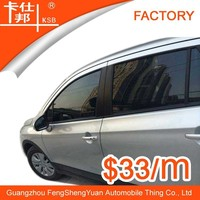 Hot sale intimate space protection self adhesive ceramic removable car window film
