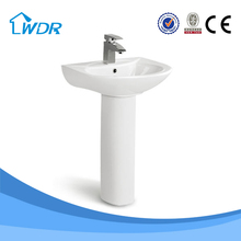 Hand wash top quality wholesale ceramic toilet basin