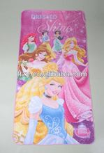 named brand new style best towel gift microfiber heat transfer printed beach towel for VENEZUELA