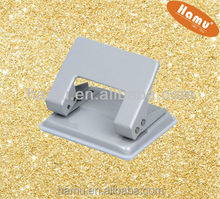 Metal Black Or White Paper Punch Two Hole Punch