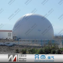 Ce Certificated Of Gas Storage System, Gas Plant For Waste Gasification