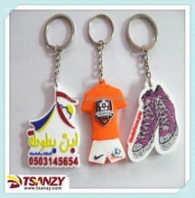 custom pvc keychains,rubber key chains,Jersey keychain