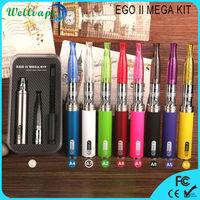 Newest trend 2200mAh EGO II supreme electronic cigarette