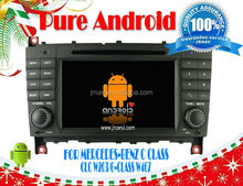 Android 4.2 car dvd FOR MERCEDES-BENZ C Class W203 RDS,Telephone book,AUX IN,GPS,WIFI,3G,Built-in wifi dongle