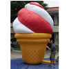 Advertising inflatable ice cream cone/ice cream model/ice cream balloon