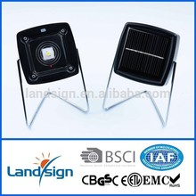 2015 Cixi Landsign Portable Solar Promotion Lights For Study Indoor/Outdoor Solar Power Kit