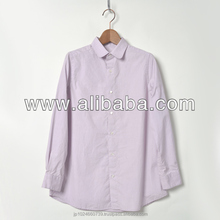 Carefully sewn long sleeve shirt for women refined quality manufacturing for major makers