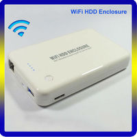 USB 3.0 WiFi Hard Drive Hard Drive Enclosure