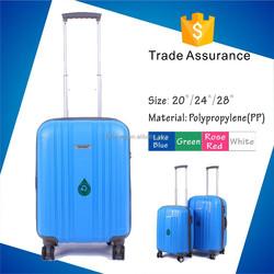 Best-Selling Luggage sets/Alumium Trolley Case /Hard shell suitcase/ PP Luggage