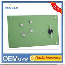 HOT SALE OEM Custom Magnetic Schedule Memo Writing Board
