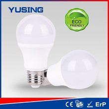 Professional Aluminum+Plastic New Design 9w LED bulb a60 e27 LED bulb zhang