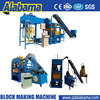 interlocking latest products in market cement block making machine sale in ethiopia