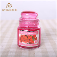 Decoration Decorating Glass Candle Manufacturer Decoration Decorating Glass Candle