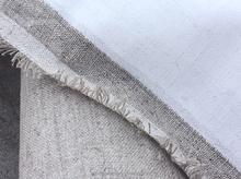 blank canvas dew retting linen art supplies