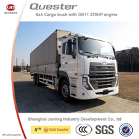 Nissan 25ton UD quester 6x4 heavy cargo truck (Japanese Brand, Volvo group)