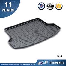 100% Perfect Trunk mat For Hyundai IX35 Brand New 3D Bootliner WaterProof Car Trunk mats high quality TPO Trunk tray