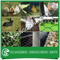 Hexagonal wire netting lowest price chicken wire mesh