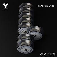 Vape coil wire Japanese imported Clapton wire vaporizer most wanted prebuilt coil heads for all RTA