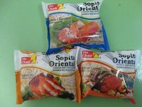 85g Chicken/Beef/Shrimp Flavor Fried Instant Noodles Food and fast noodles